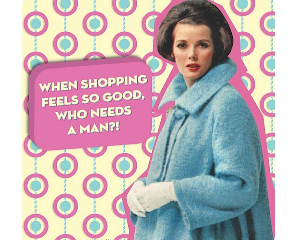the best attitude bea96 eebf3 Dessous-de-bouteille When Shopping feels so good