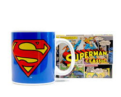 "Kaffeebecher - Tasse ""SUPERMAN"" Classic"