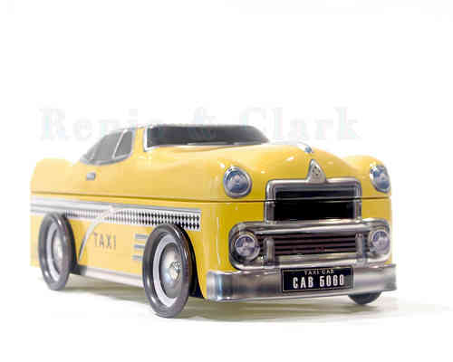 Vorratsdose  Oldtimer New York Yellow Cab