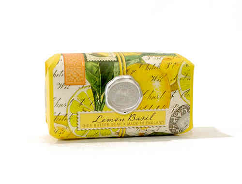 "Michel Design Badeseife ""Lemon Basil"""