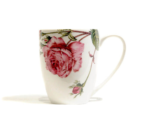 Beautiful China Mug tea coffee English Roses