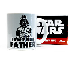 Kaffeebecher - Tasse Darth Vader - I am your Father