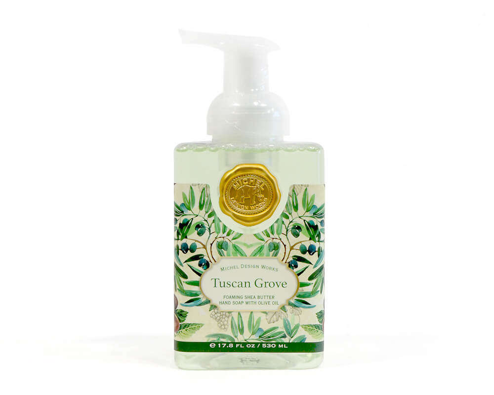 Foaming Hand Wash Michel Design Works Tuscan Grove R C
