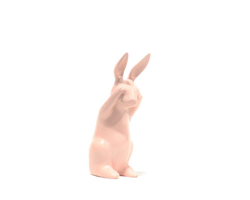 GIFT COMPANY Osterhase Angsthase Frau Schmidt Blush