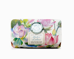 Michel Design Works Water Lilies Badeseife 323