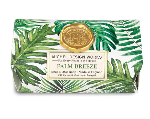"Michel Design Works Seife Badeseife ""Palm Breeze"""
