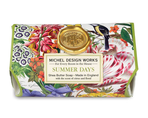 "Michel Design Works Seife Badeseife ""Summer Days"""