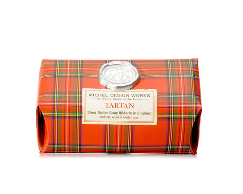 "Michel Design Works Seife Badeseife ""Tartan"""