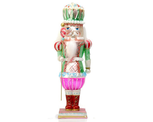 Christmas Decoration Green Nutcracker GIFT COMPANY