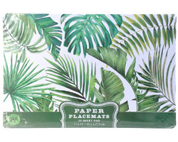 "Michel Design Placemats Platzdecken ""Palm Breeze"""